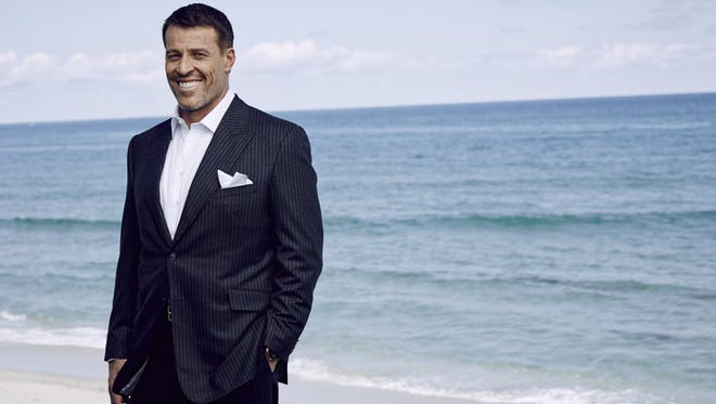 Tony Robbins outlines seven steps to financial freedom in his new book.