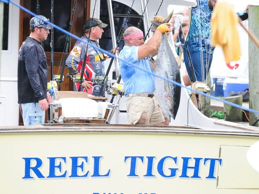 Big fish hooked just 1 white marlin on Day 2 at Open