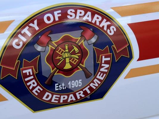 SPARKS FIRE tile