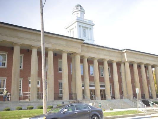 Sandusky County Courthouse
