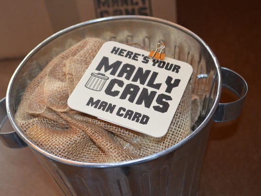 The Gift Basket For Men Comes In The Form Of A Can