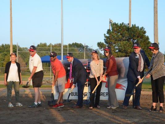 SFA 0927 BV Baseball field shovels