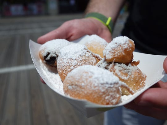 Dig into some deep fried Oreos
