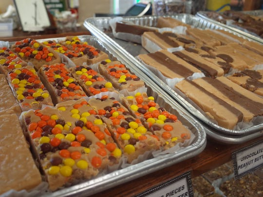Don't miss stopping at Shriver's for fudge