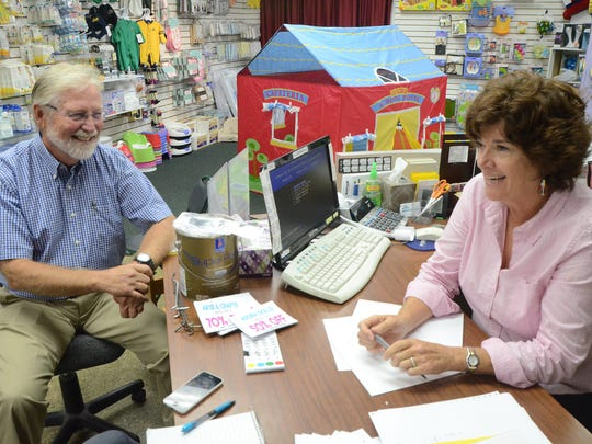 Fred and Patty Meyer will close their business Meyer's Toy World, before Thanksgiving.