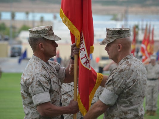 Change of Command 1