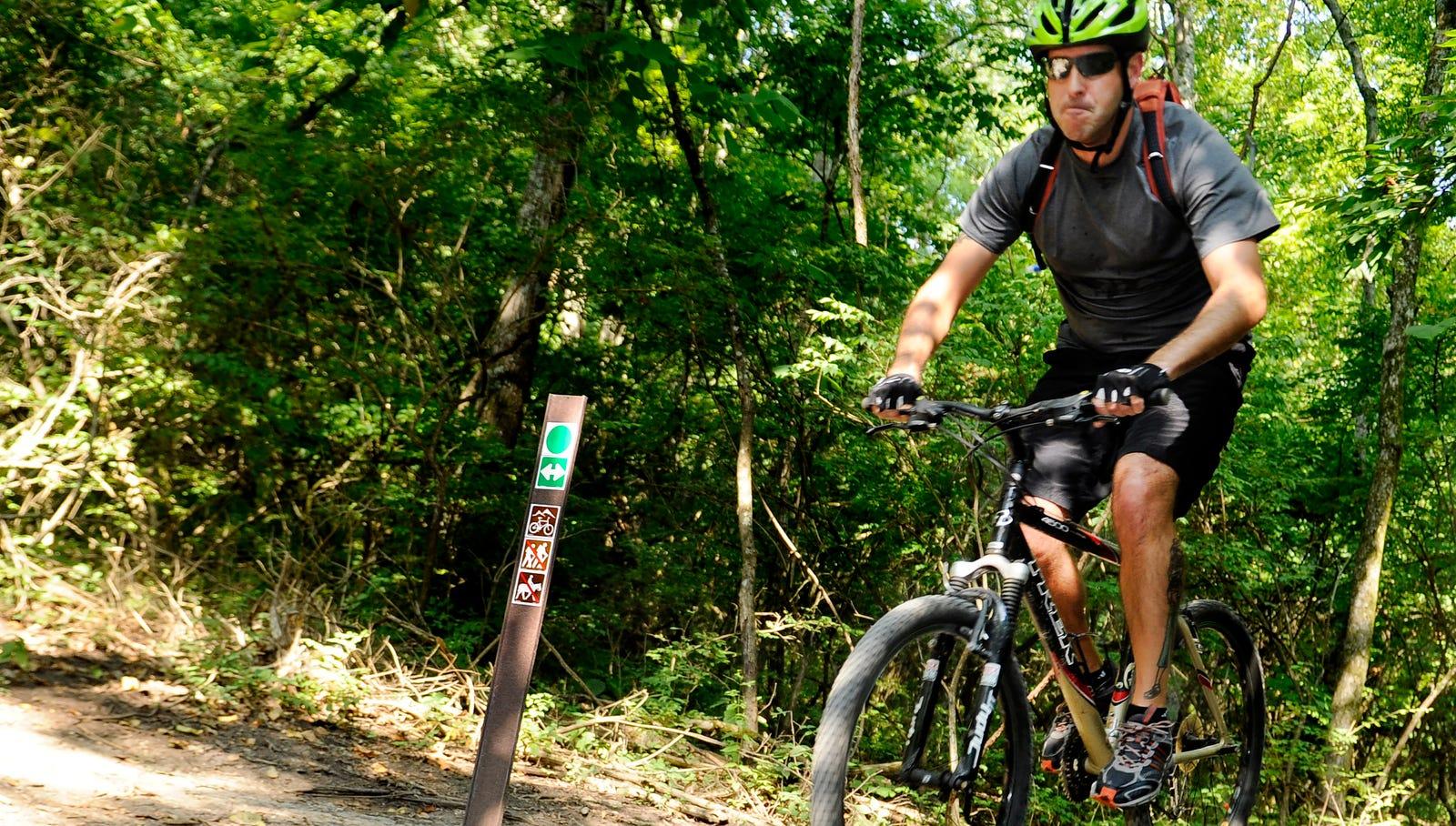 Nashville Gets Holy Grail Of Bike Trails