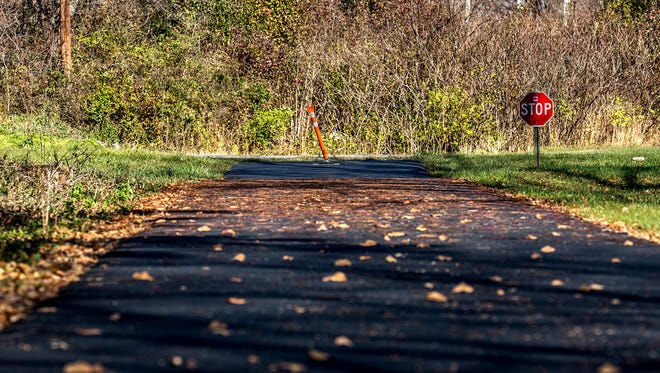 The Licking County Park District will extend the bike path from Hopewell Drive, where it ends in Heath, to Forry Street, in Newark.