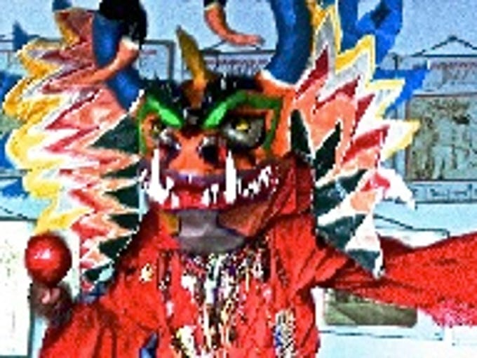 Through 10/26: 'The Dancing Devils of Yare' | No, it's