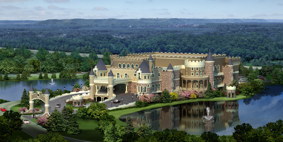 RHONJ Manzo Route 23 Legacy Castle Catering Hall Opens