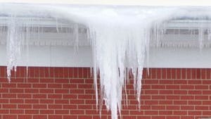 Freezing rain could fall on the Lansing region until noon on Thursday, Jan. 12, 2017.