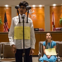 Collier spelling bee runner-up last year wins this year's district competition