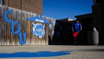 Photos: Charter Oak-Ute's emotional last day of High School