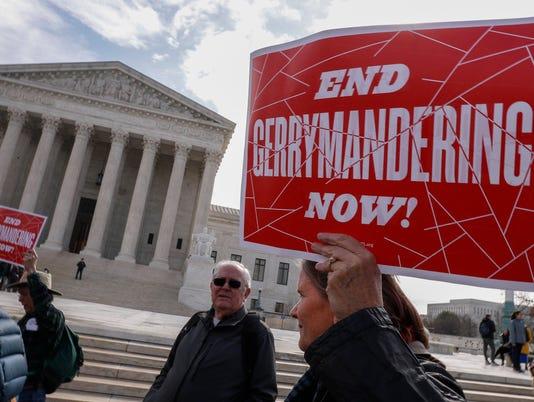Supreme Court partisan gerrymandering