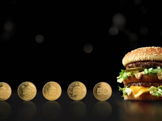 Big Mac with MacCoins