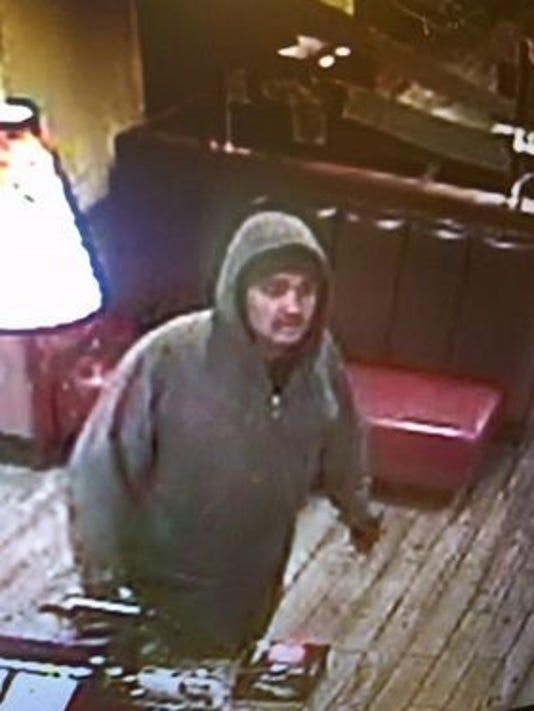 Denny's robbery 2 photo