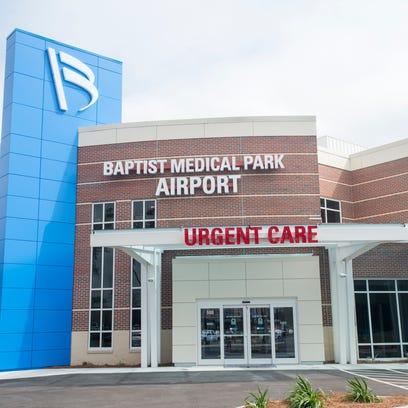 Baptist Health Care's new Baptist Medical Park Airport