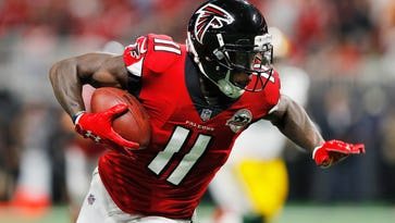 Lions vs. Falcons: Locking down Julio Jones is key