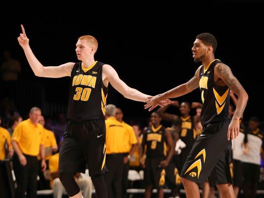 NCAA Basketball: Battle4Atlantis Championship-Villanova vs Iowa