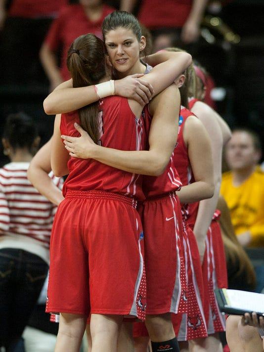 NCAA Womens Basketball: NCAA Tournament-1st Round-Iowa vs Marist
