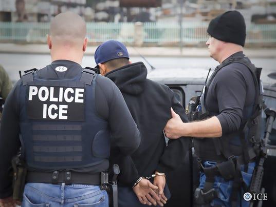 Trump Immigration Raid Memos