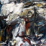 """""""Falcon Falls"""" by Jerry Michalak."""