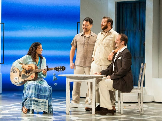 """""""MAMMA MIA!"""" will be in Knoxville July 7 and 8 as part"""