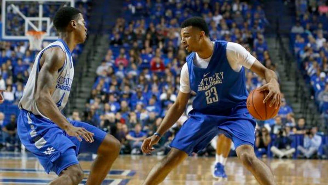 Uk Basketball: ESPNU To Air UK Basketball Practice