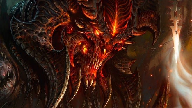 "The Reaper of Souls expansion hits consoles in ""Diablo III: Ultimate Evil Edition."""