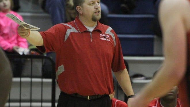 Electra head basketball coach Ryan Quillen led his hometown Tigers to 28 victories and the program's first trip to the regional finals in 2016.