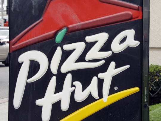 Get a large, two-topping Thin 'N Crispy or Hand-Tossed Pizza for $5.99 Pizza Hut when you order online at www.pizzahut.com and carry out.