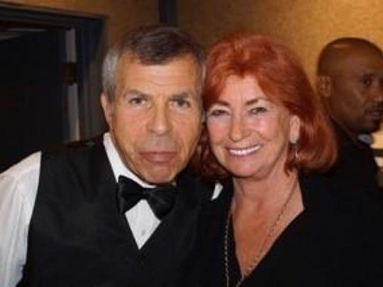 Steve and Sheila Nolas.