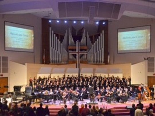 The 34th Annual Evangel University Christmas Concert