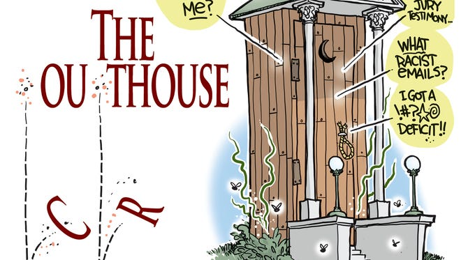 The 'outhouse'