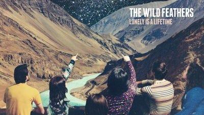 Lonley is a Lifetime album cover