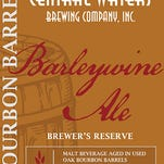 Central Waters Brewing Company Bourbon Barrel Barleywine Ale