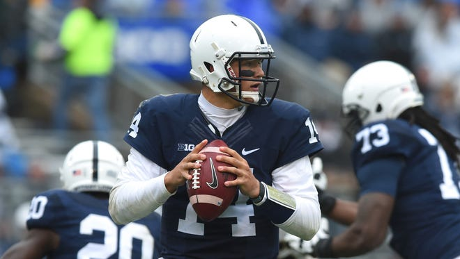 Penn State's Christian Hackenberg is considered one of the most talented QBs in the college game.