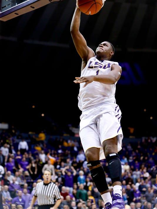 NCAA Basketball: Texas Tech at Louisiana State