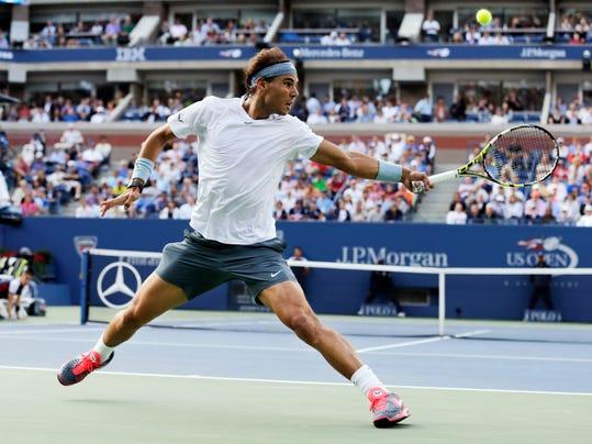 US Open Nadal Withdraws Tennis