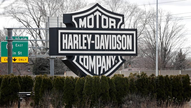 Harley-Davidson in Menomonee Falls.