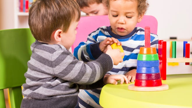 A playgroup for toddlers is held from 10-11 a.m. Tuesdays at Waddle n Swaddle in Poughkeepsie.