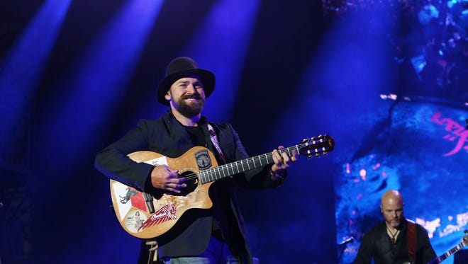 "The Zac Brown Band once hosted an ""eat and greet"" event for Indianapolis fans."