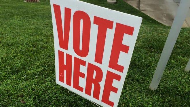 Early voting in Nashville, Thursday, July 23, 2015.