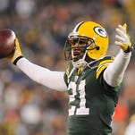 Photos: Charles Woodson with the Packers