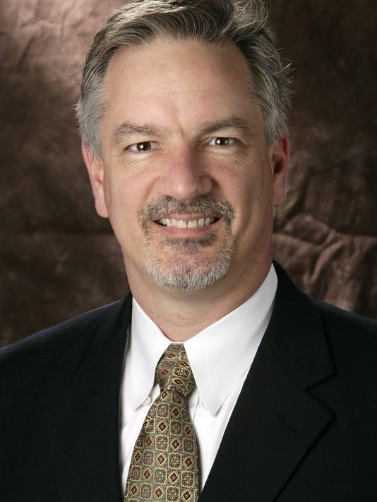 Ted Phlegar Headshot