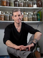 Chef Brian Van Etten of the Own House. Photo by Rich Paprocki