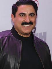 Reza Farahan in 2013 in Los Angeles.