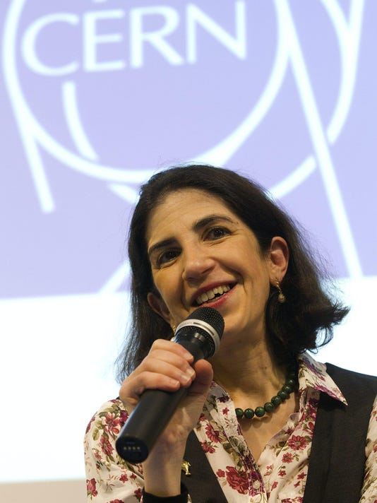 Switzerland CERN New Chief