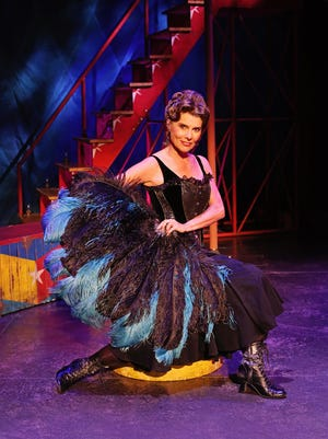 """Adrienne Barbeau stars as Berthe in the national touring production of """"Pippin"""" coming to the McCallum Theatre"""