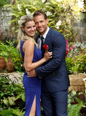 "THE BACHELOR - ""Episode 1810"" - The Bachelor made one of the most difficult choices of this life, having narrowed down the field to two women - Clare and Nikki - who were both in love with him. But a season that started with fan fever over Juan Pablo turned to controversy. The debate continued about one of the most talked about Bachelors ever, on the Season Finale of ""The Bachelor,"" MONDAY, MARCH 10 (8:00-10:01 p.m., ET), on the ABC Television Network.  (ABC/Rick Rowell) NIKKI FERRELL, JUAN PABLO GALAVIS [Via MerlinFTP Drop]"
